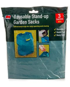 Re-usable Stand Up Garden Sacks 3/pack